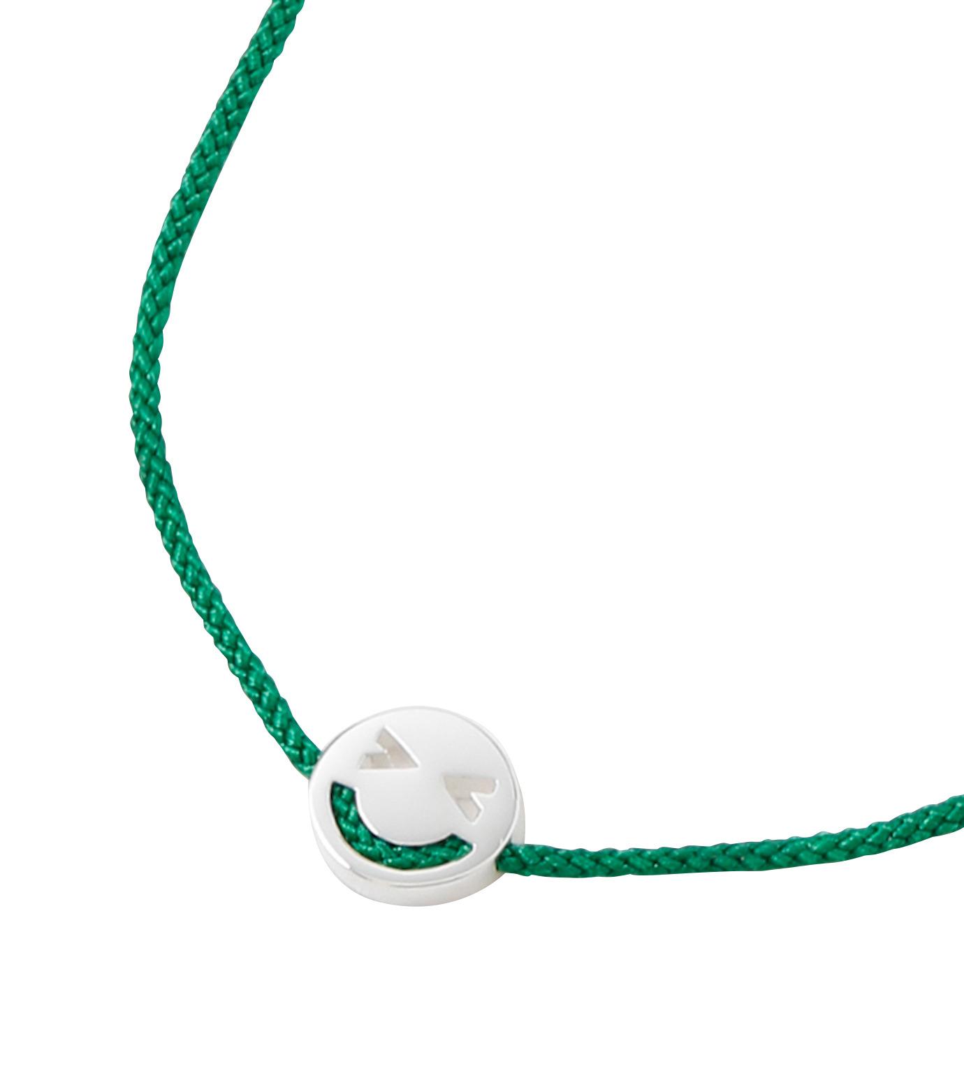 RUIFIER(ルイフフェラ)のFriends Bracelet Silver-GREEN(ブレスレット/bracelet)-BSL57VE0G-22 拡大詳細画像2