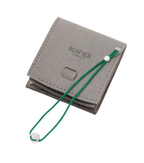 RUIFIER(ルイフフェラ)のFriends Bracelet Silver-GREEN(ブレスレット/bracelet)-BSL57VE0G-22 詳細画像3