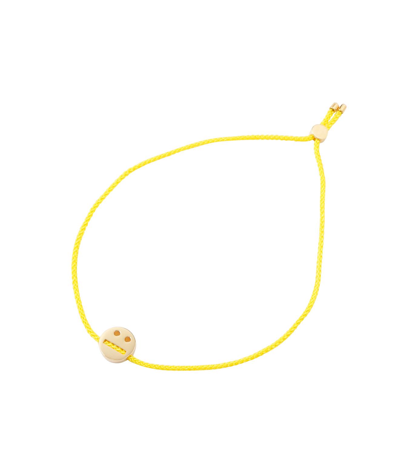 RUIFIER(ルイフフェラ)のFriends Bracelet Gold-YELLOW(ブレスレット/bracelet)-BVE56VB0L-32 拡大詳細画像1