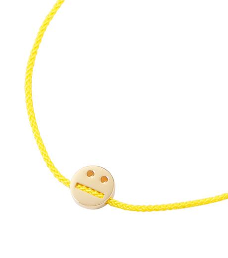 RUIFIER(ルイフフェラ)のFriends Bracelet Gold-YELLOW(ブレスレット/bracelet)-BVE56VB0L-32 詳細画像2