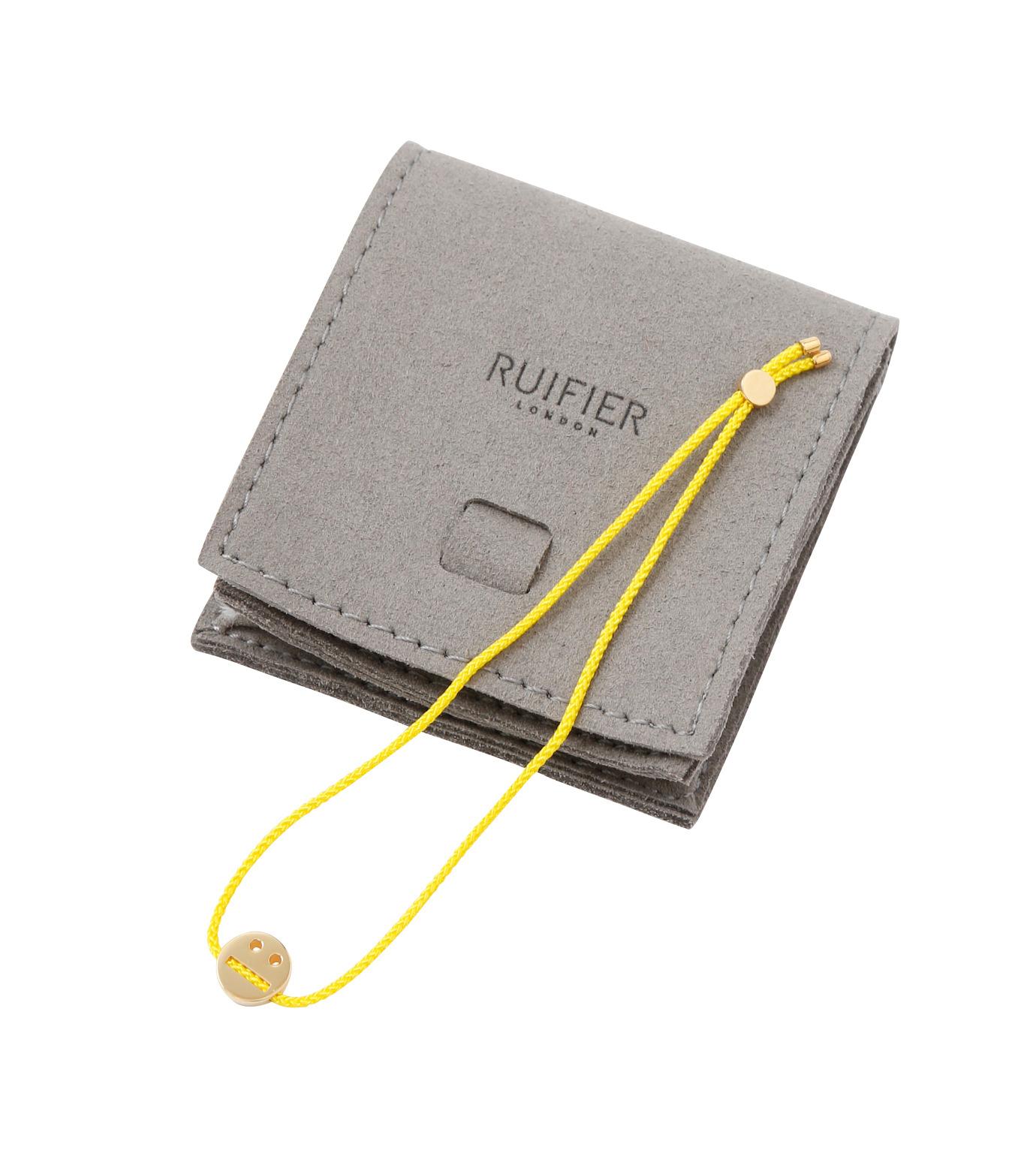 RUIFIER(ルイフフェラ)のFriends Bracelet Gold-YELLOW(ブレスレット/bracelet)-BVE56VB0L-32 拡大詳細画像3