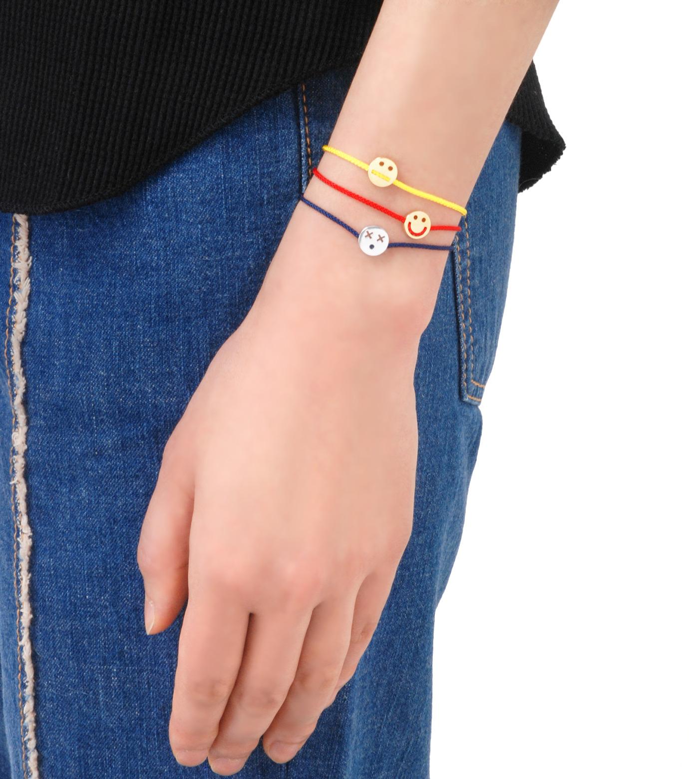 RUIFIER(ルイフフェラ)のFriends Bracelet Gold-YELLOW(ブレスレット/bracelet)-BVE56VB0L-32 拡大詳細画像4