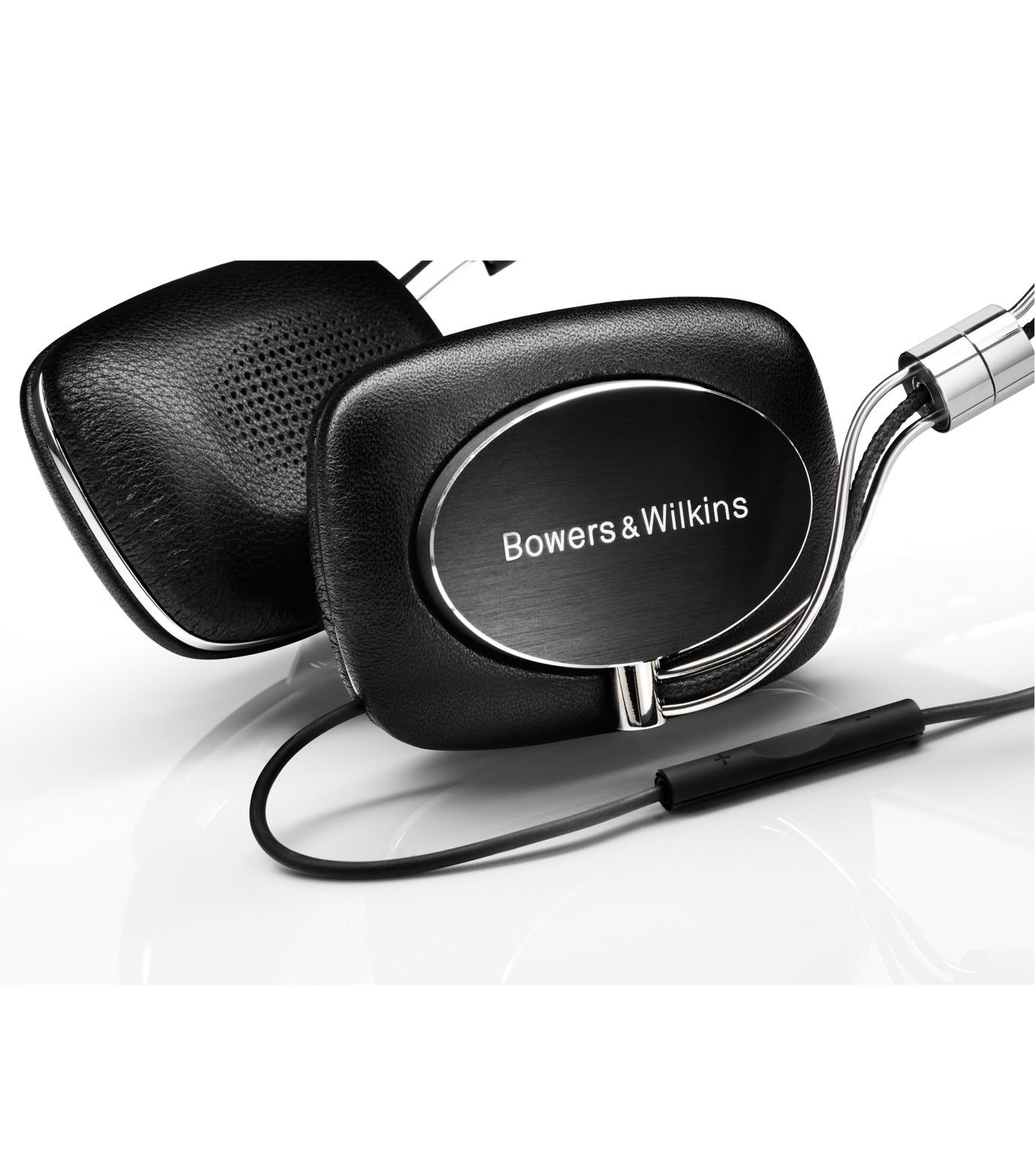Bowers&Wilkins()のP3S2-BLACK(EARPHONE/EARPHONE)-BW-P3S2-13 拡大詳細画像2