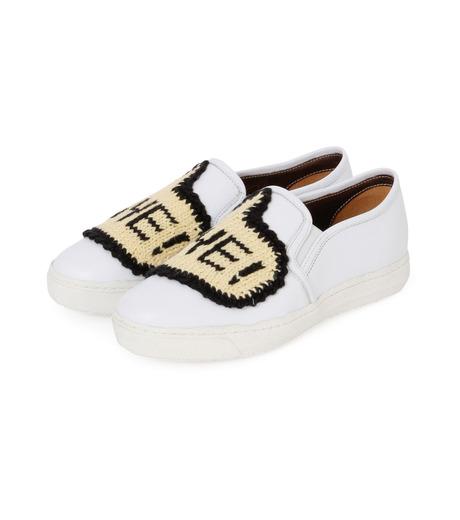 Michaela Buerger(ミカエラ バーガー)のSneaker Bye Bye-WHITE(スニーカー/sneaker)-BYEBYE-4 詳細画像2