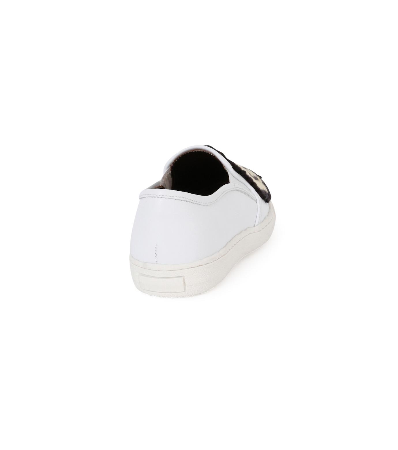 Michaela Buerger(ミカエラ バーガー)のSneaker Bye Bye-WHITE(スニーカー/sneaker)-BYEBYE-4 拡大詳細画像3