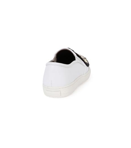 Michaela Buerger(ミカエラ バーガー)のSneaker Bye Bye-WHITE(スニーカー/sneaker)-BYEBYE-4 詳細画像3