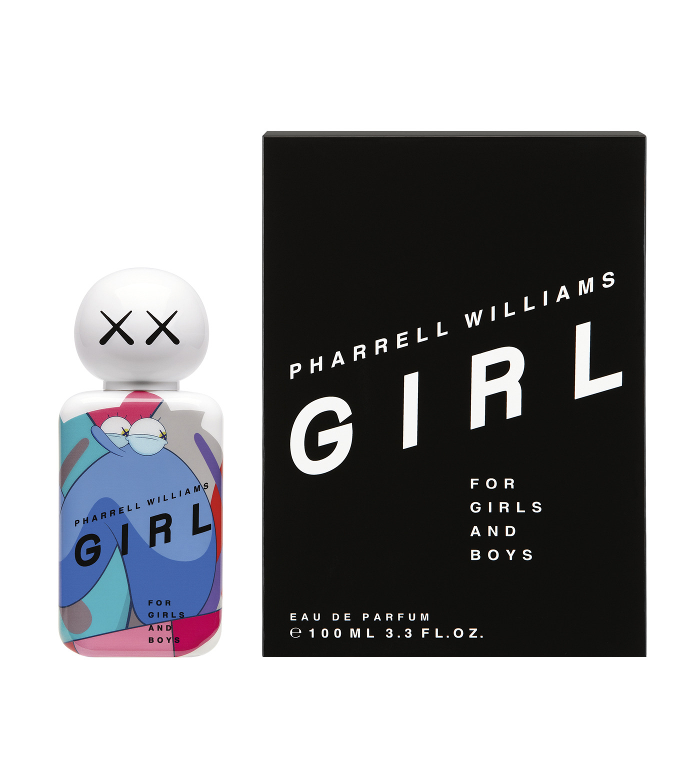 Comme des Garcons(コム デ ギャルソン)のGIRL by Pharrell Williams-MULTI COLOUR(フレグランス/fragrance)-BZ-M013-051-9 拡大詳細画像1