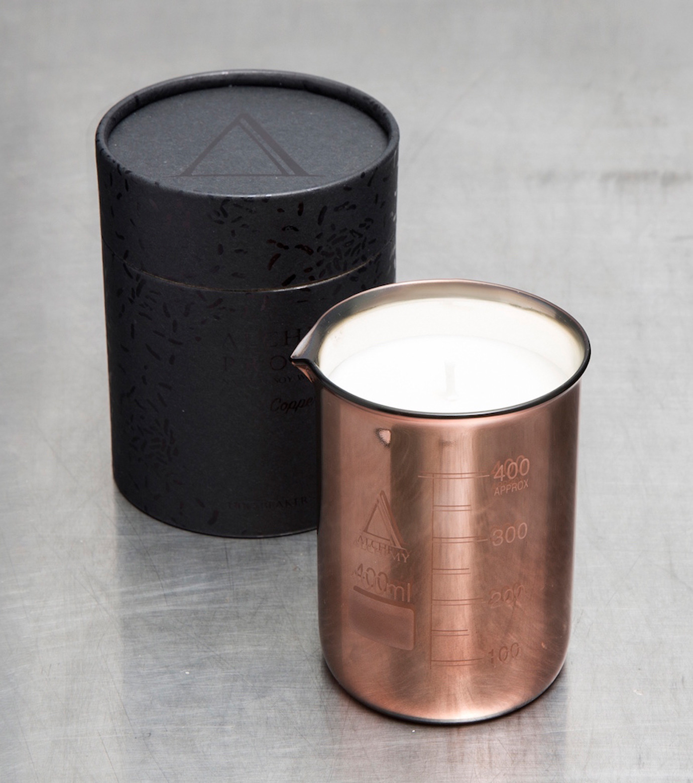 ALCHEMY PRODUX()のsandalwood candle-GUNMETAL(フレグランス/fragrance)-C-SW-6 拡大詳細画像2