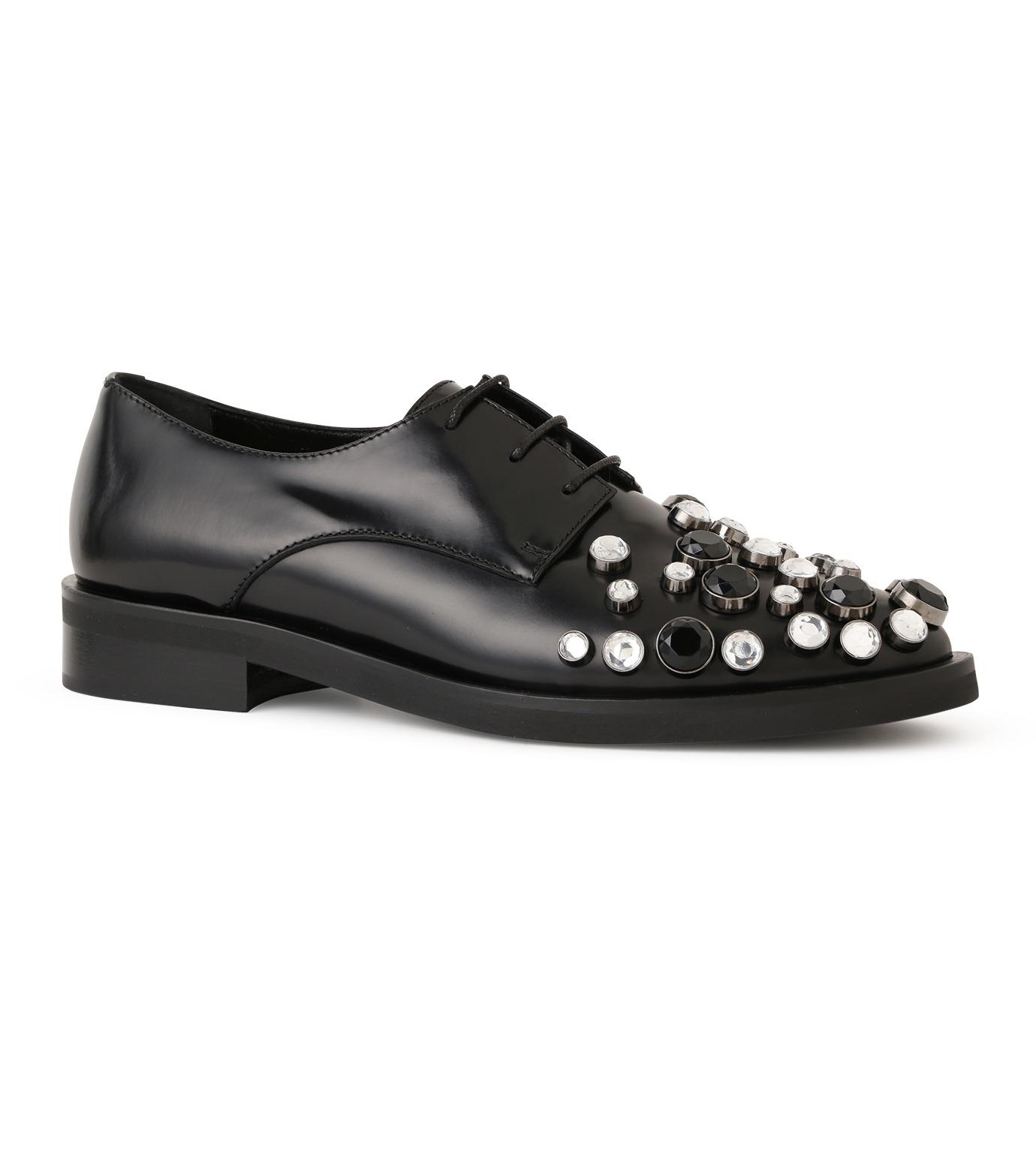 Coliac(コリアック)のNew Stone-BLACK(シューズ/shoes)-CC003-13 拡大詳細画像1