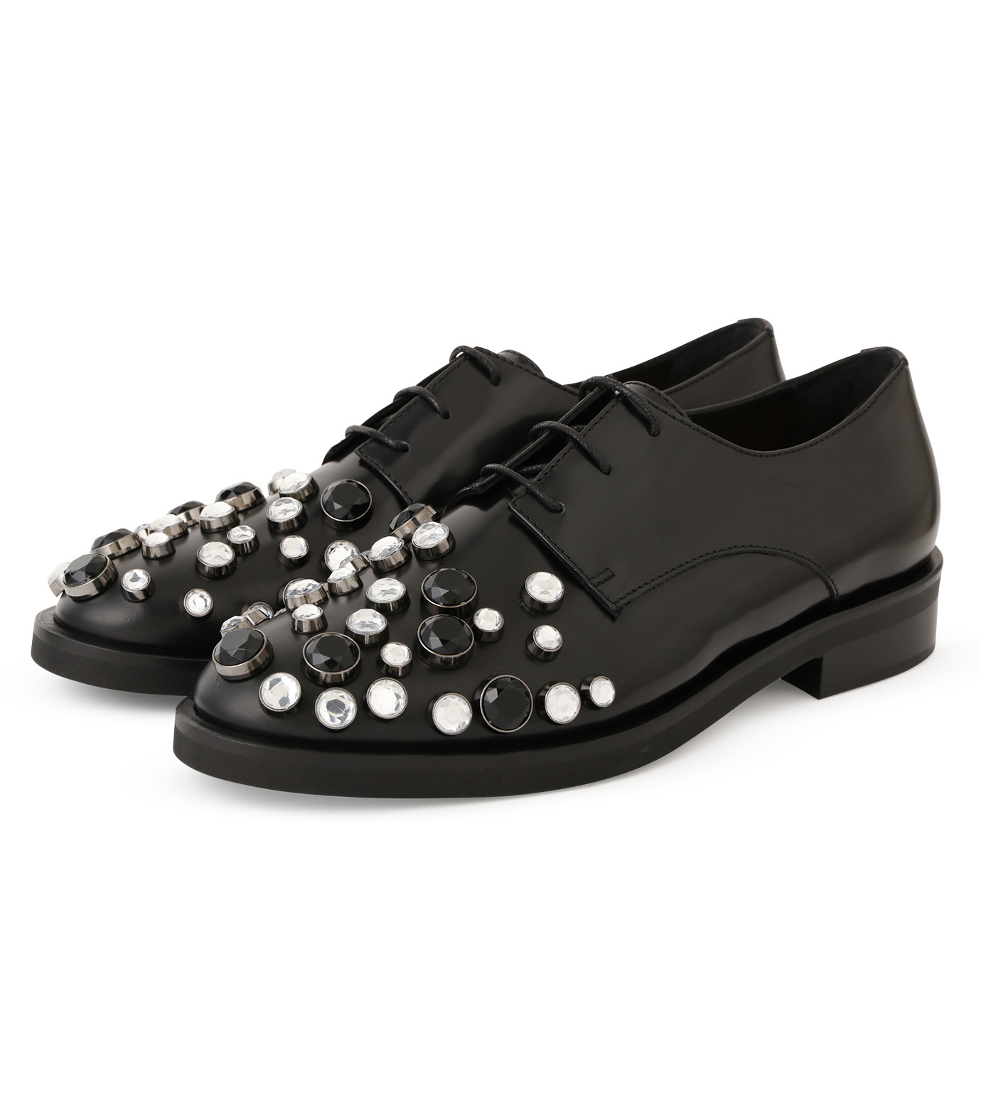 Coliac(コリアック)のNew Stone-BLACK(シューズ/shoes)-CC003-13 拡大詳細画像2