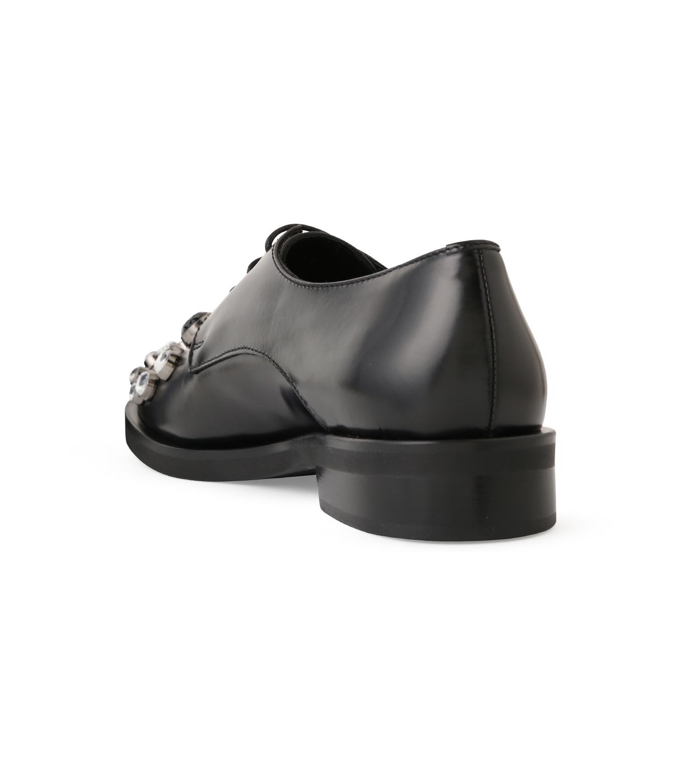 Coliac(コリアック)のNew Stone-BLACK(シューズ/shoes)-CC003-13 拡大詳細画像3
