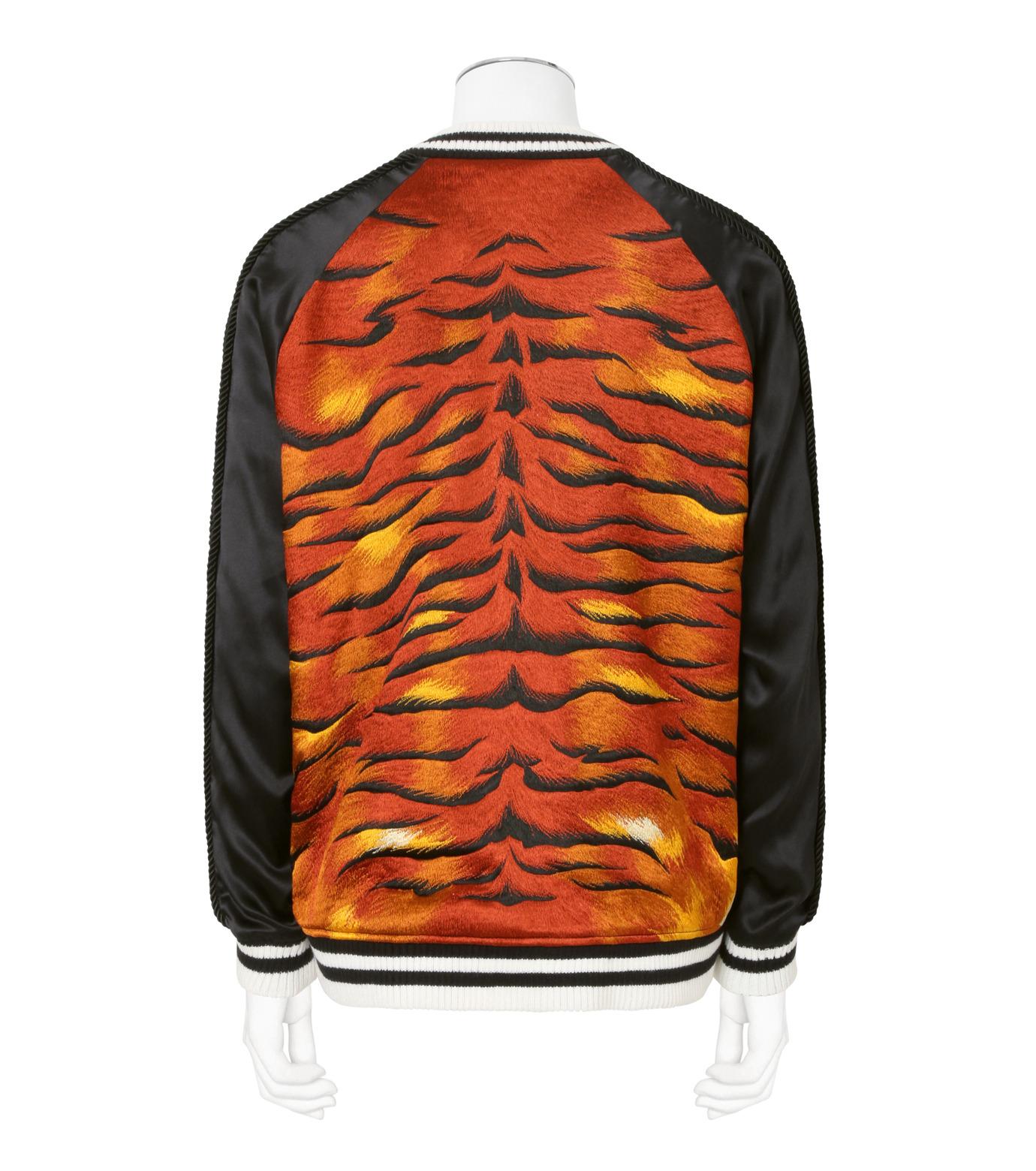 CHRISTIAN DADA(クリスチャン ダダ)のEmbroidery Reversible Souvenir Jacket-BLACK(ブルゾン/blouson)-CD-16W-0101R-13 拡大詳細画像2