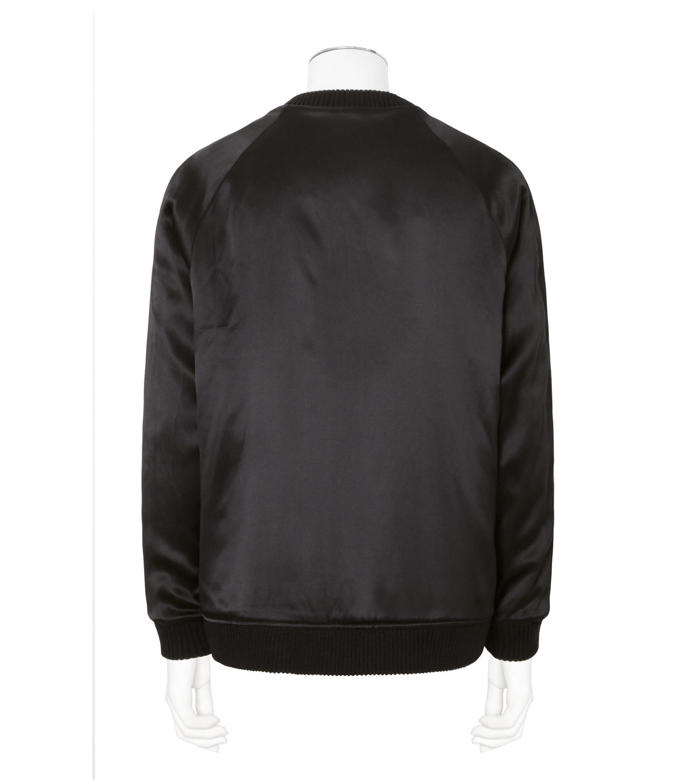 CHRISTIAN DADA(クリスチャン ダダ)のEmbroidery Reversible Souvenir Jacket-BLACK(ブルゾン/blouson)-CD-16W-0101R-13 拡大詳細画像4