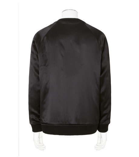 CHRISTIAN DADA(クリスチャン ダダ)のEmbroidery Reversible Souvenir Jacket-BLACK(ブルゾン/blouson)-CD-16W-0101R-13 詳細画像4
