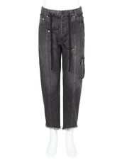 CHRISTIAN DADA Reproduct Straight Denim