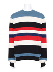 CHRISTIAN DADA(クリスチャン ダダ) Multi Stripes Knit