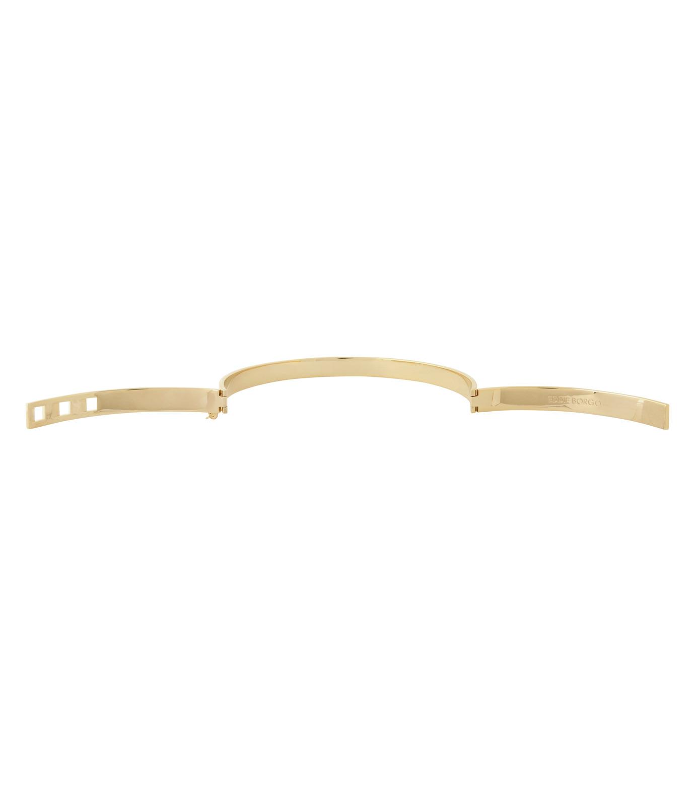 Eddie Borgo(エディ・ボルゴ)のSMALL SAFTY CHAIN CHOKER-GOLD(ネックレス/necklace)-CK1003-R-2 拡大詳細画像2