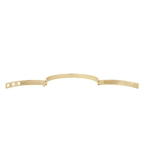 Eddie Borgo(エディ・ボルゴ)のSMALL SAFTY CHAIN CHOKER-GOLD(ネックレス/necklace)-CK1003-R-2 詳細画像2
