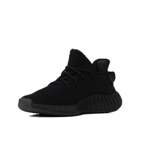 adidas Yeezy Boost 350 V2 Infant (Black / Red) BB6372 Allike