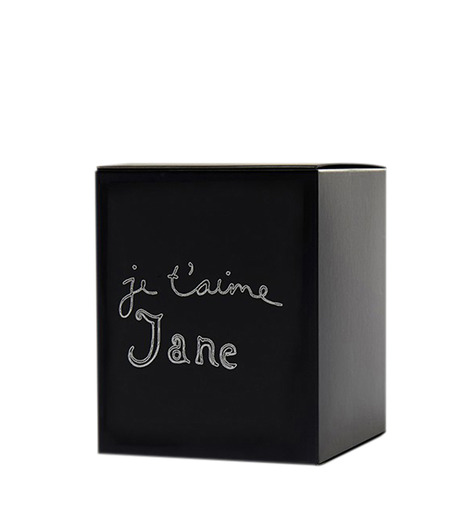 Bella Freud(ベラ・フルード)のScented Candle-BLACK(フレグランス/fragrance)-CandleJeTaim-13 詳細画像2