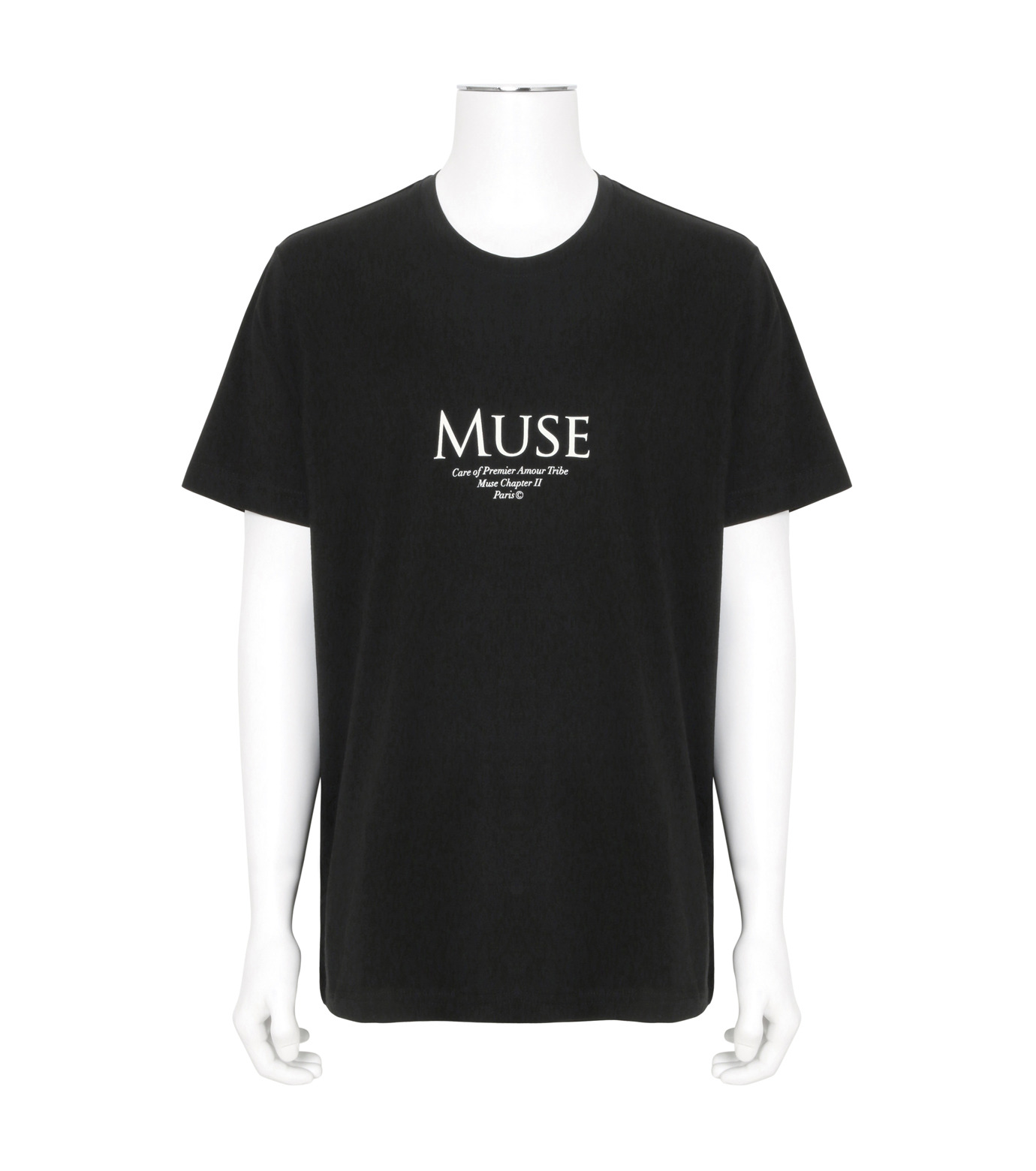 Premier Amour()のMuse Chapter T-BLACK(カットソー/cut and sewn)-Chapt2-101-13 拡大詳細画像1