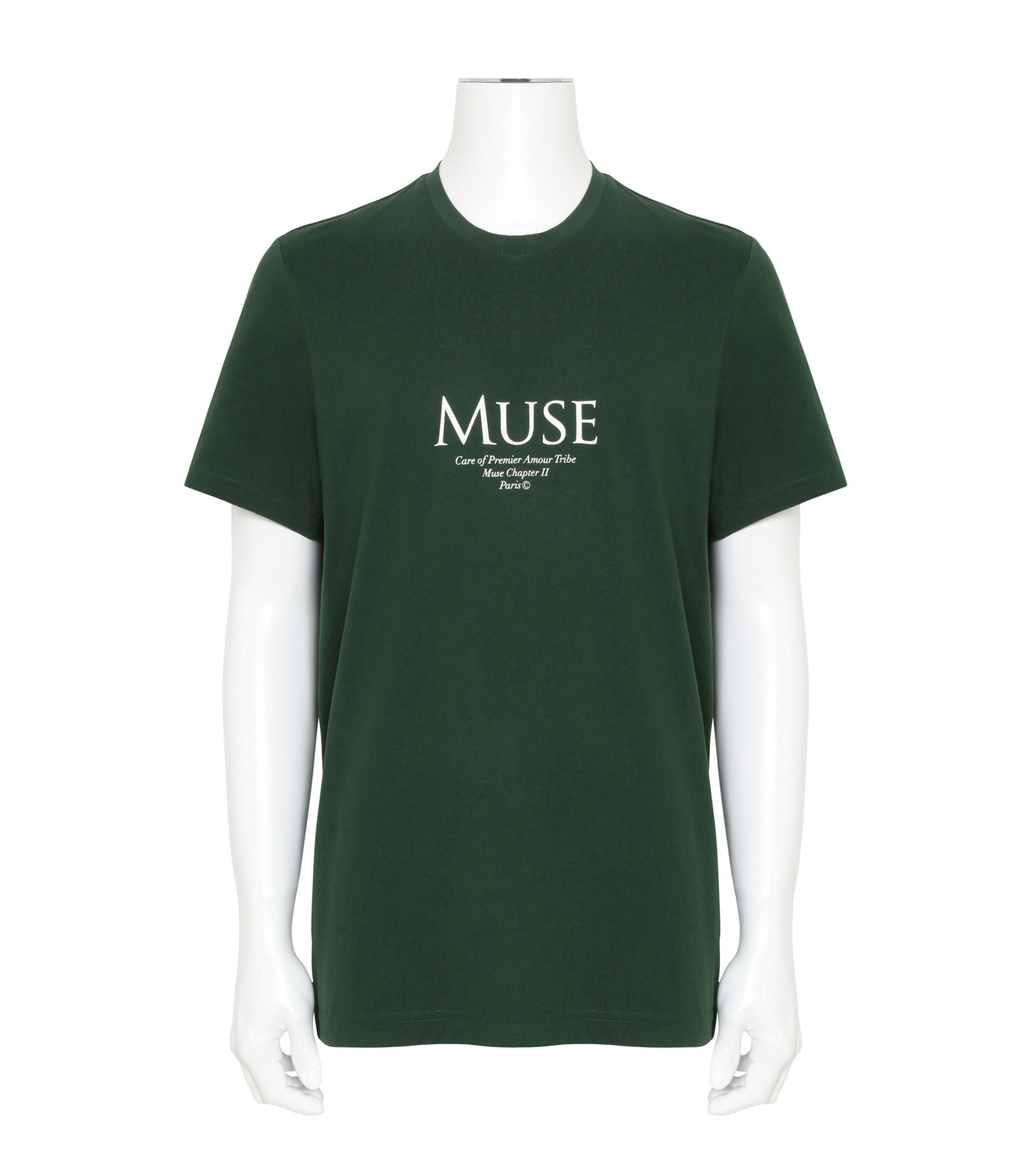 Premier Amour()のMuse Chapter T-GREEN(カットソー/cut and sewn)-Chapt2-101-22 拡大詳細画像1