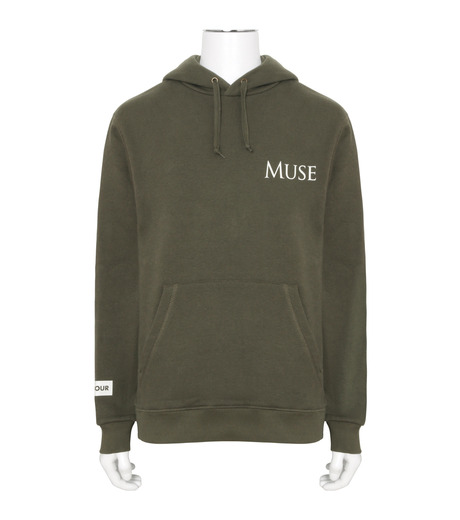 Premier Amour()のMuse Tribe Hoodie-KHAKI(トップス/tops)-Chapt2-301-24 詳細画像1
