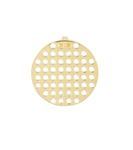 Jennifer Fisher(ジェニファーフィッシャー)のCircle Studs-GOLD-Circle-Stud-2 詳細画像1