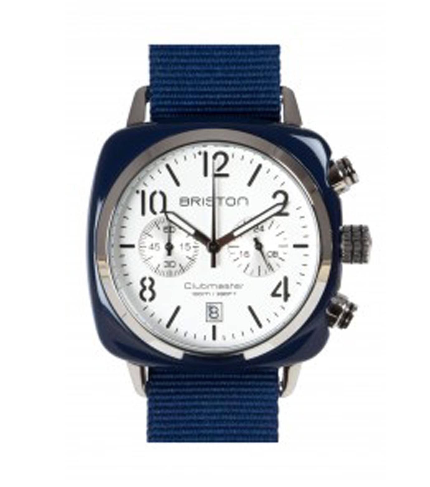 BRISTON(ブリストン)のCHRONO DATE-BLUE(ウォッチ/watch)-DATE-92 拡大詳細画像1