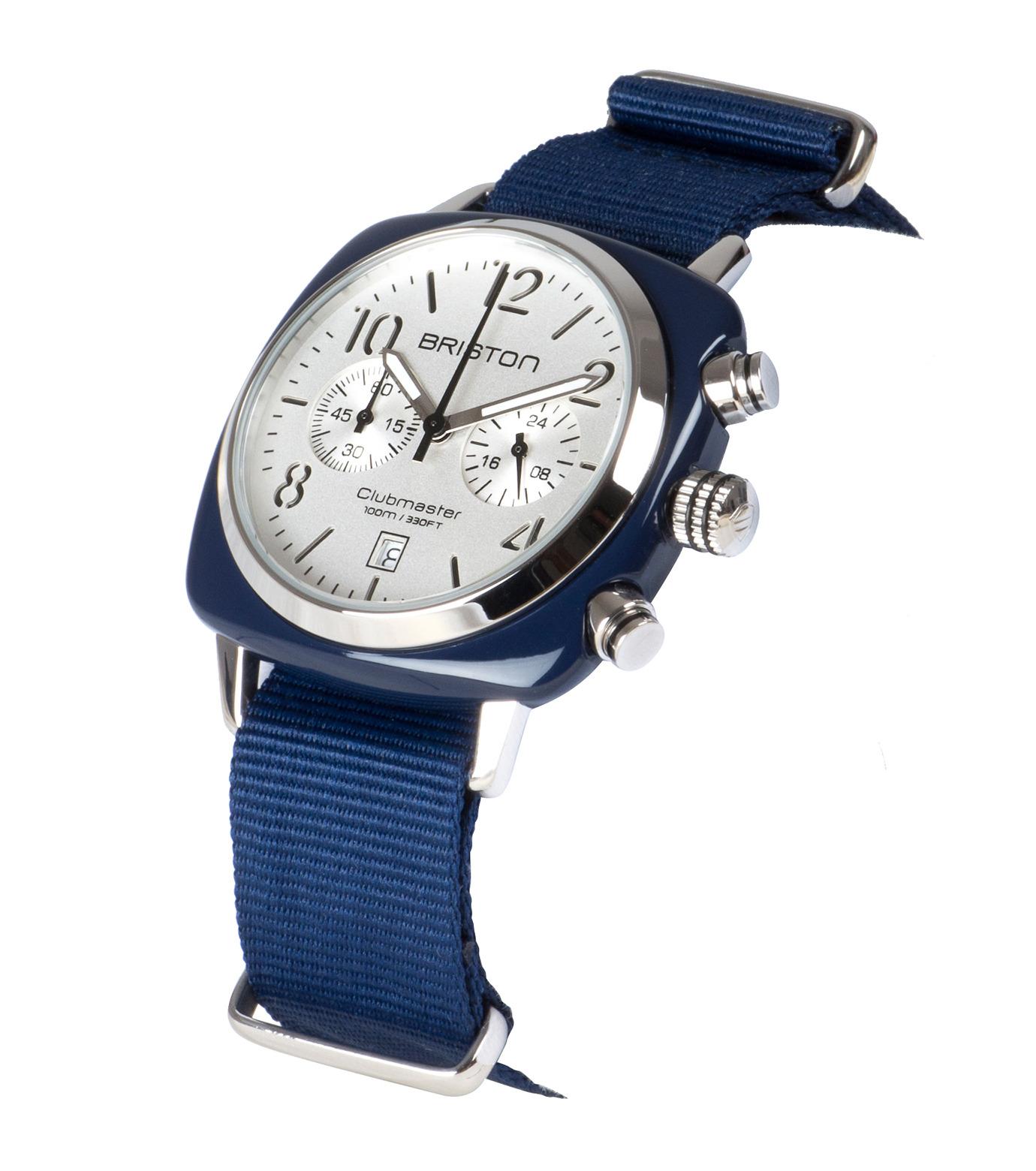 BRISTON(ブリストン)のCHRONO DATE-BLUE(ウォッチ/watch)-DATE-92 拡大詳細画像2