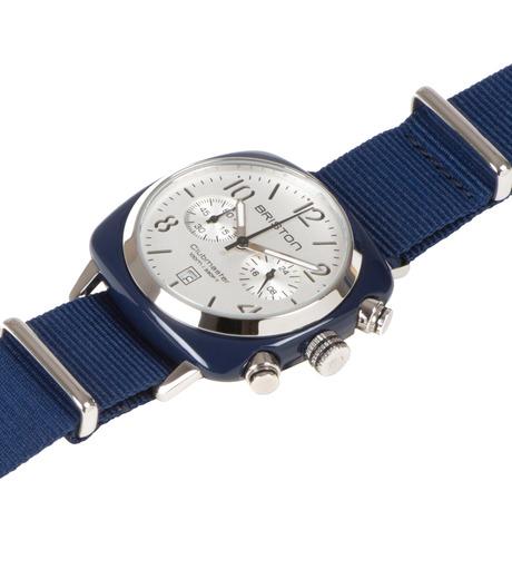 BRISTON(ブリストン)のCHRONO DATE-BLUE(ウォッチ/watch)-DATE-92 詳細画像3