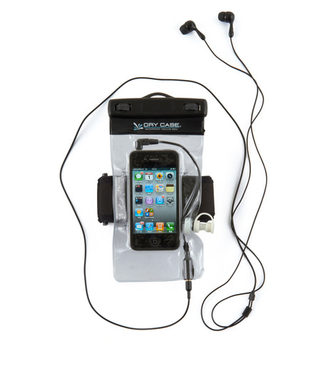 Drycase(ドライケース)のDRY BUDS  Waterproof Earphones-BLACK-DB-12 詳細画像3