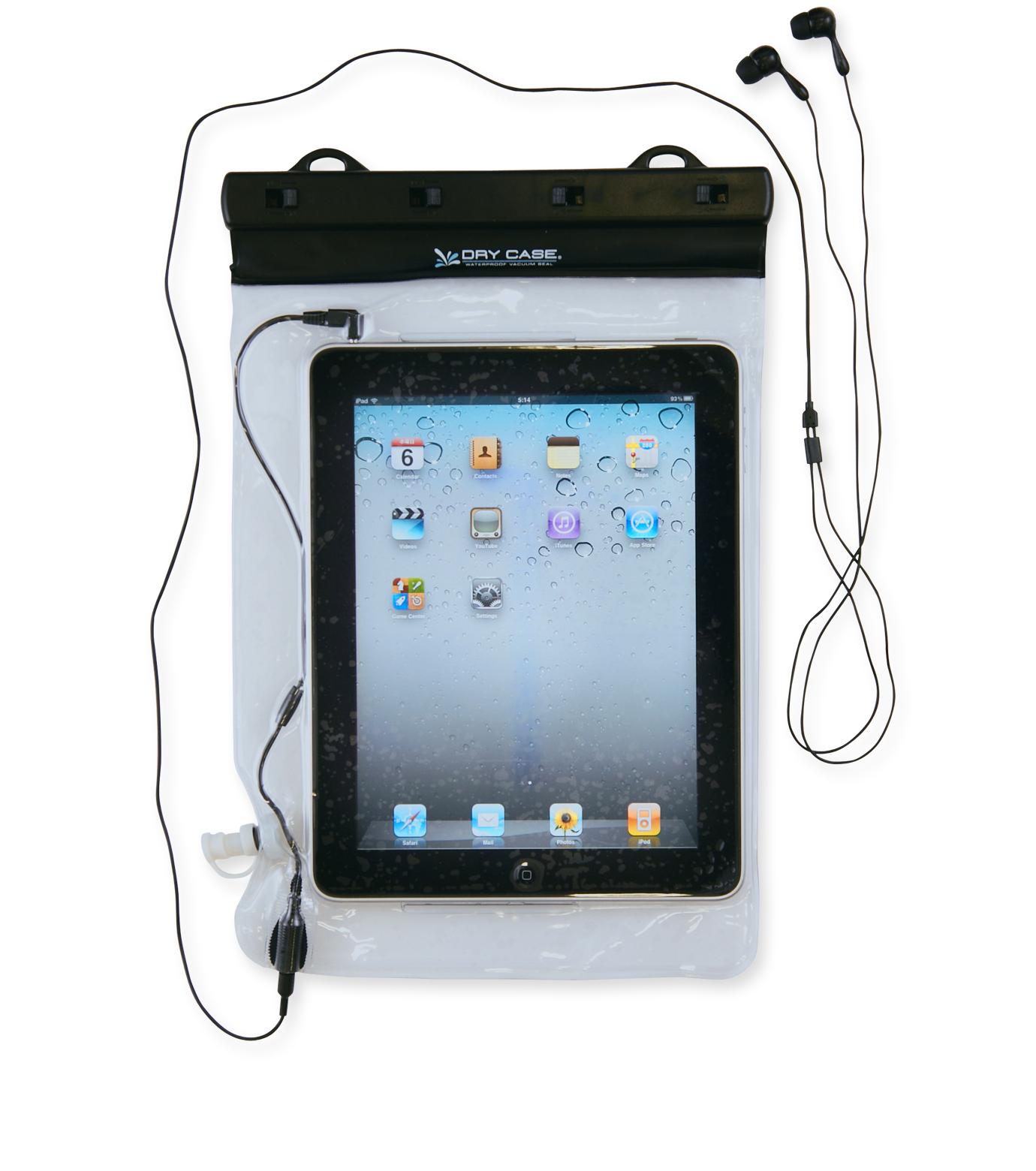 Drycase(ドライケース)のDRY CASE Tablet-BLACK-DC-17 拡大詳細画像3