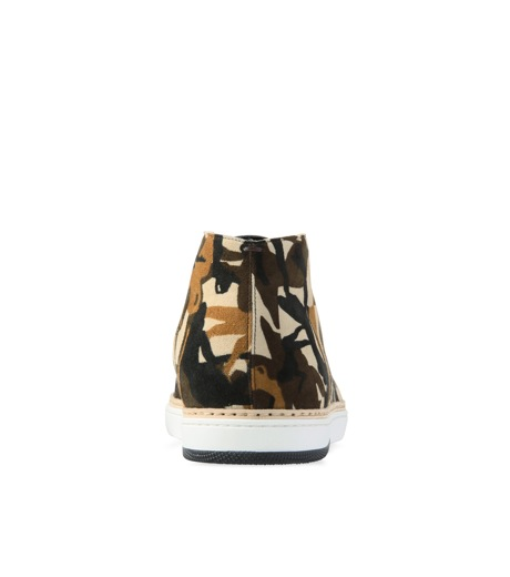 Jimmy Choo(ジミーチュウ)のCamo print desert boots-LIGHT BROWN-DRAKE-CPD-41 詳細画像3