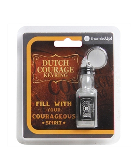 Thumbs Up(サムズアップ)のDutch Courage Keyring-BROWN(OTHER-GOODS/OTHER-GOODS)-DUTCHKEY-42 詳細画像2