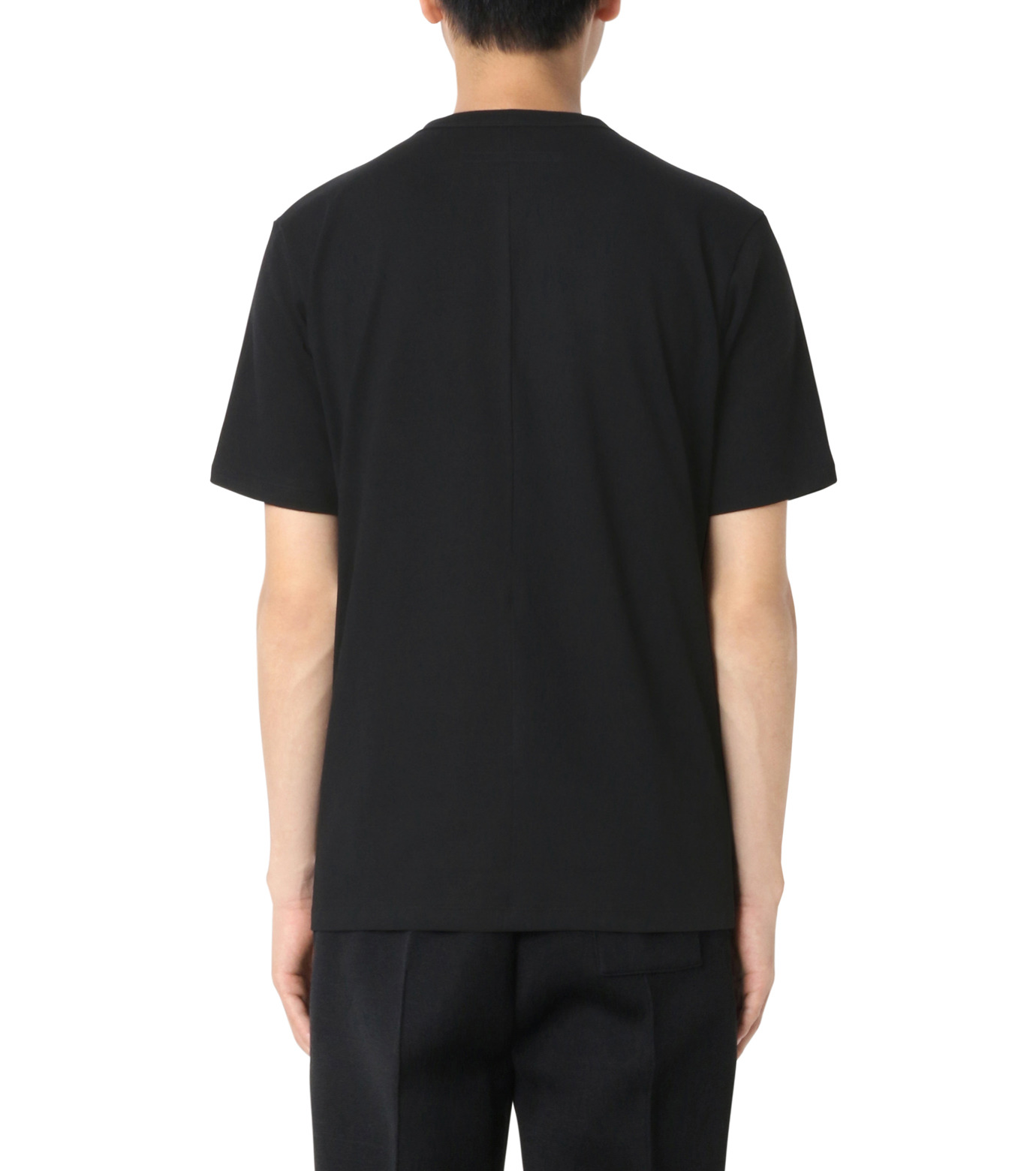 DRESSEDUNDRESSED(ドレスドアンドレスド)のPrinted T-BLACK(カットソー/cut and sewn)-DUW16182-13 拡大詳細画像2