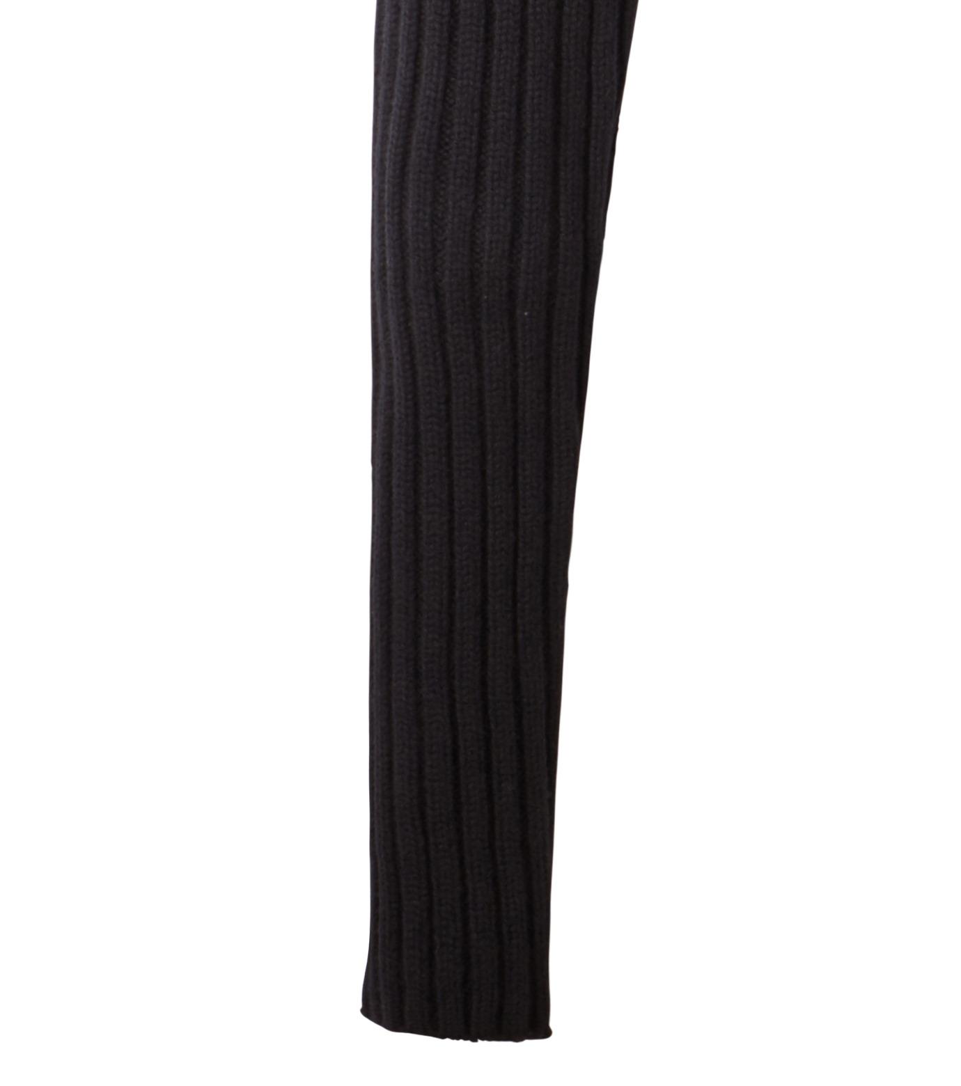 DRESSEDUNDRESSED(ドレスドアンドレスド)のKnit Sleeve-BLACK(アクセサリー/accessory)-DUW16281-13 拡大詳細画像3