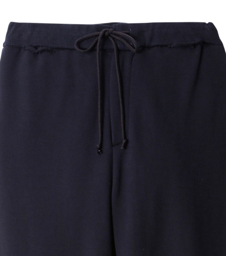 DRESSEDUNDRESSED(ドレスドアンドレスド)のCotton Damaged Trackpants-NAVY(パンツ/pants)-DUW16352-93 詳細画像2