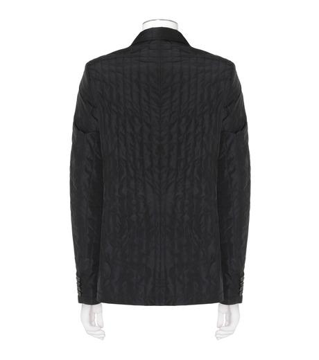 DRESSEDUNDRESSED(ドレスドアンドレスド)のStripe Quilted Blazer-BLACK(ジャケット/jacket)-DUW16402-13 詳細画像2