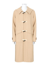 DRESSEDUNDRESSED Melton Wool Duffle Coat