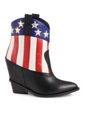 Giuseppe Zanotti Design(ジュゼッペザノッティ) American Flag Western Boots