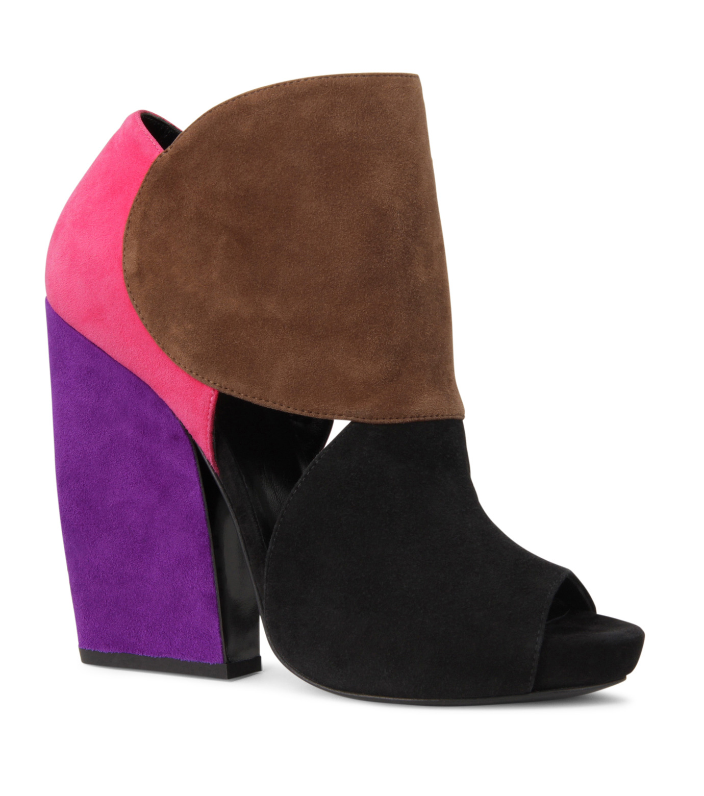 Pierre Hardy(ピエール アルディ)のMixed color bootie-MULTI COLOUR(ブーツ/boots)-EC02-9 拡大詳細画像1