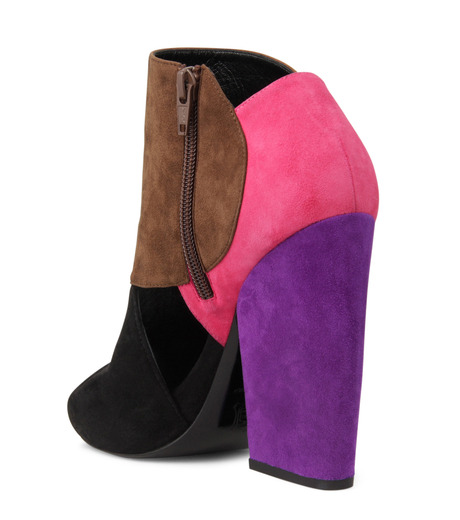 Pierre Hardy(ピエール アルディ)のMixed color bootie-MULTI COLOUR(ブーツ/boots)-EC02-9 詳細画像2