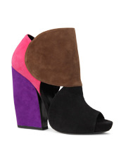 Pierre Hardy Mixed color bootie