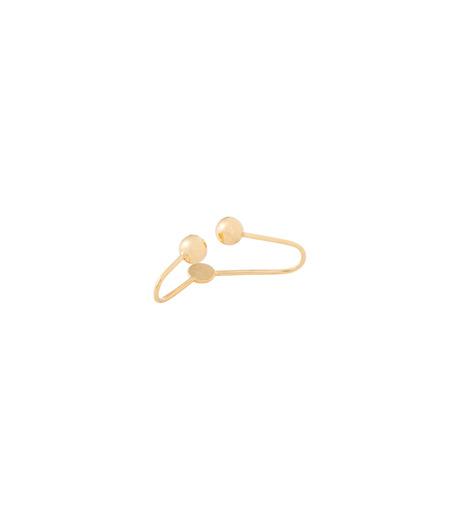 Maria Francesca Pepe(マリア フランチェスカ ペペ)のPierced Ear Cuff-GOLD-EC81-ARG-23-2 詳細画像3