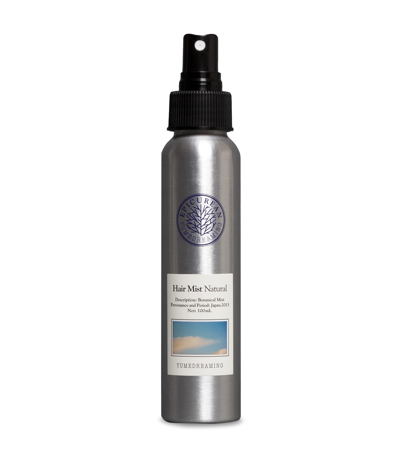 Yumedreaming Epicurean(ユメドリーミン エピキュリアン)のHair Mist Natural 100ml-WHITE(HAIR-CARE/HAIR-CARE)-EHMN-4 拡大詳細画像1