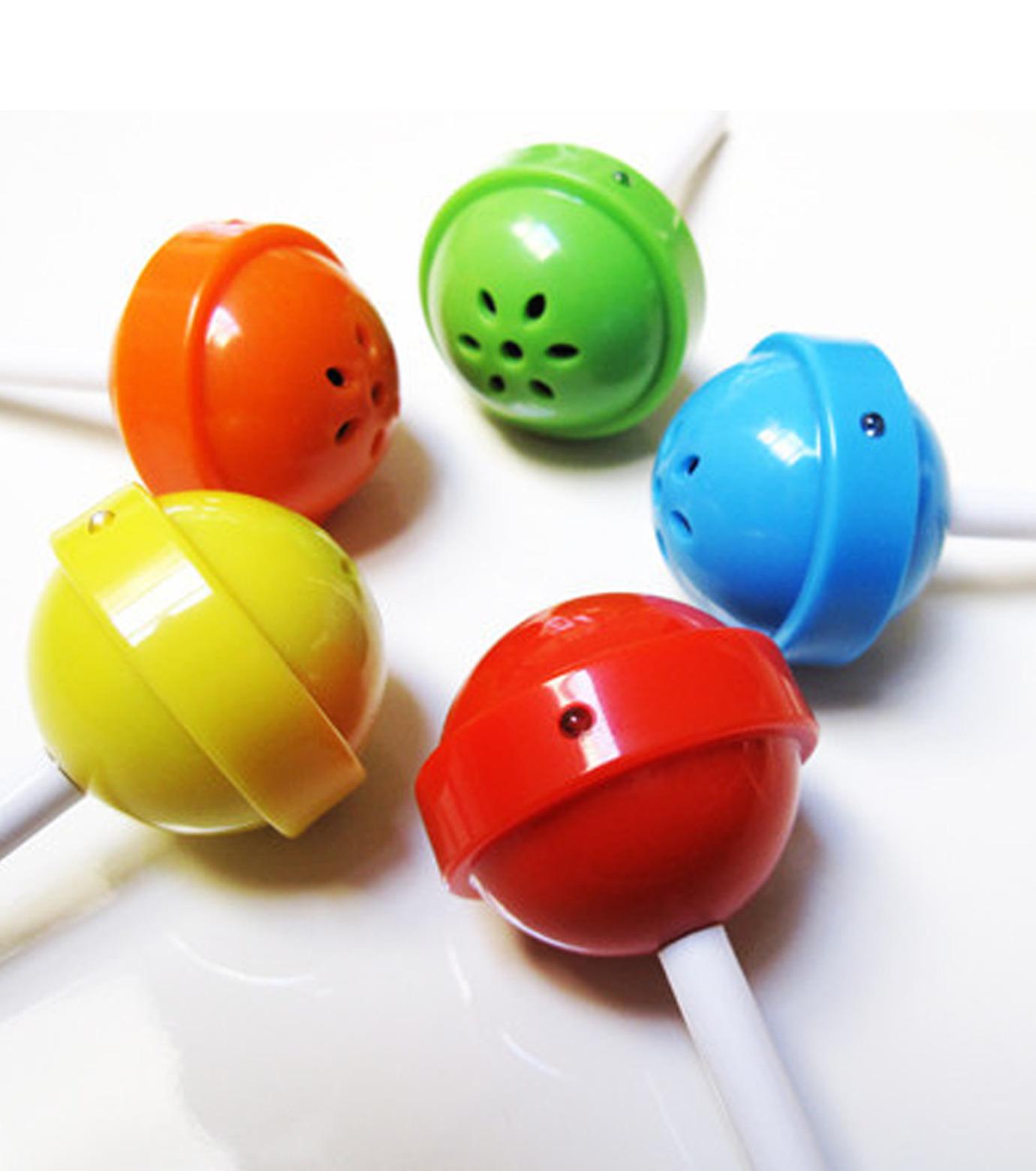 WAKU()のCandy MP3 Speaker - Blueberry-BLUE(スピーカー/speaker)-EMS001-BL-92 拡大詳細画像2