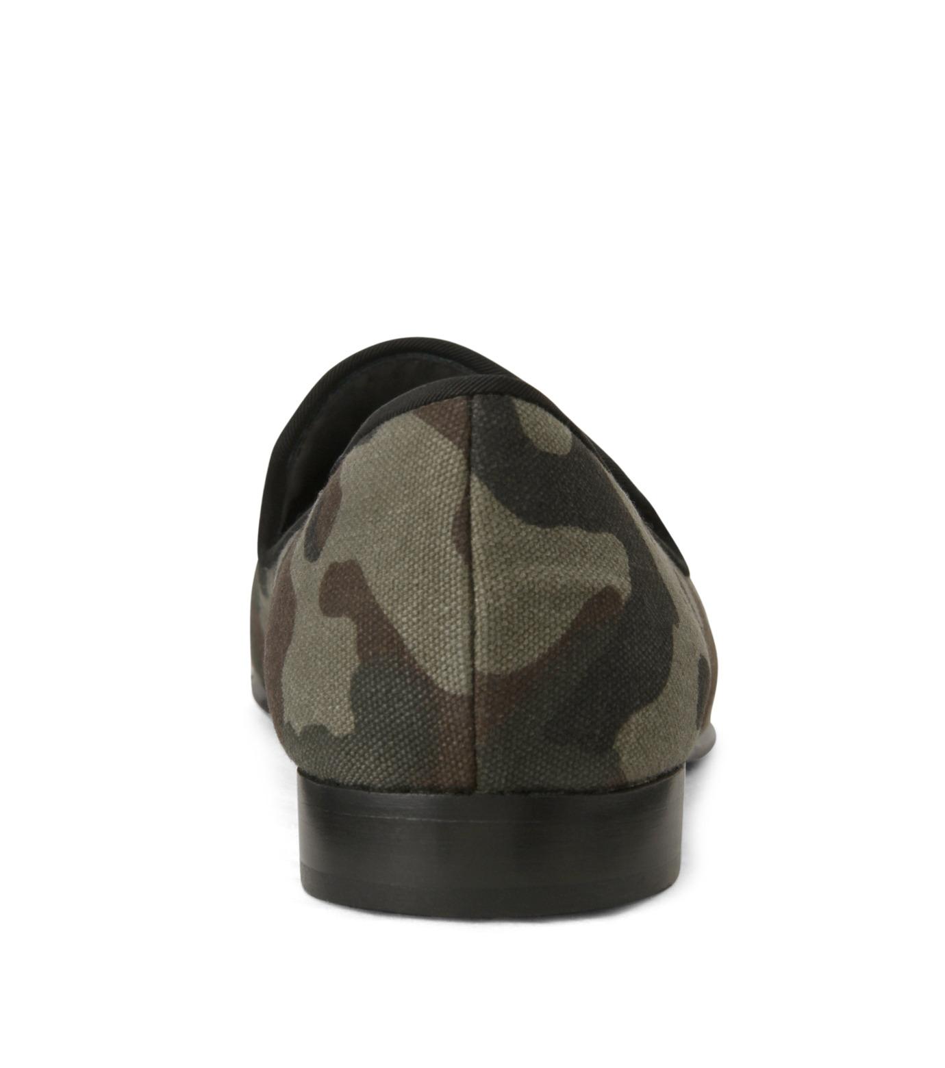 Giuseppe Zanotti Design(ジュゼッペザノッティ)のCamoflage Loafer-GREEN(シューズ/shoes)-EU5023JP-T-22 拡大詳細画像3