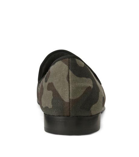 Giuseppe Zanotti Design(ジュゼッペザノッティ)のCamoflage Loafer-GREEN(シューズ/shoes)-EU5023JP-T-22 詳細画像3