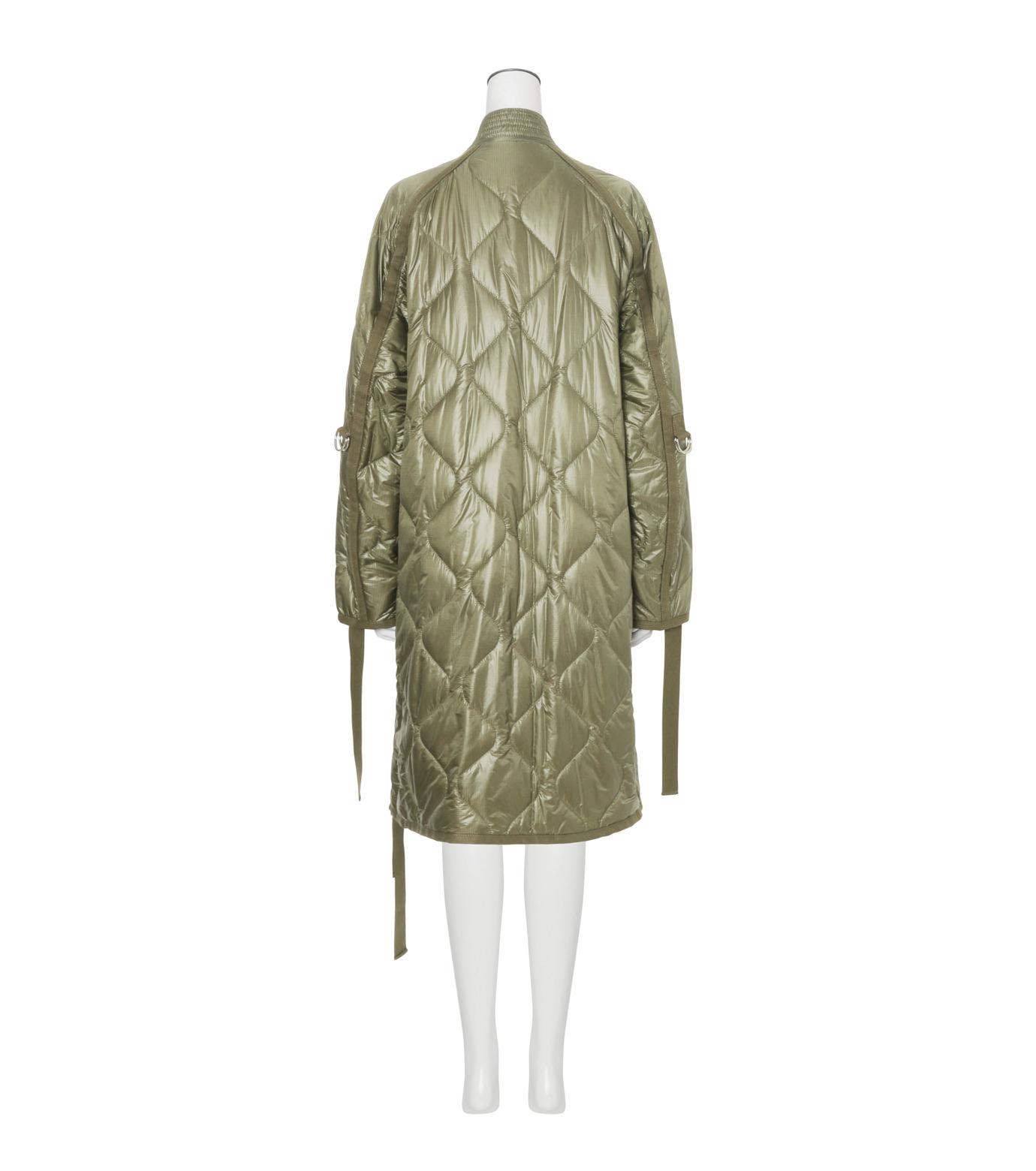 3.1 Phillip Lim(スリーワン フィリップリム)のLong Utility Kimono Jacket-KHAKI(コート/coat)-F161-8326RSN-24 拡大詳細画像2